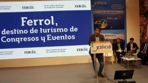 Presentación de turismo de congresos en Fitur