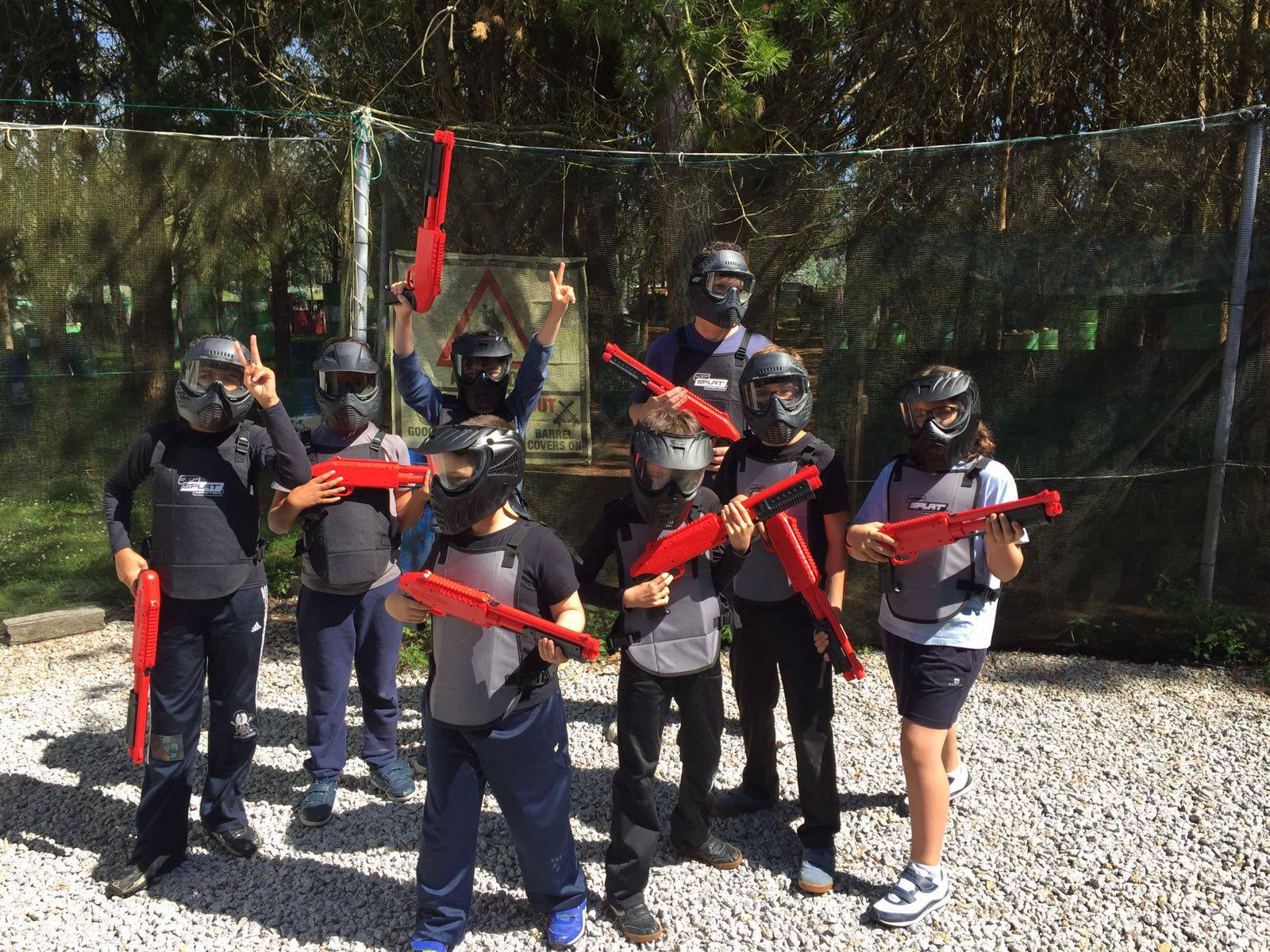 Paintball Pontedeume